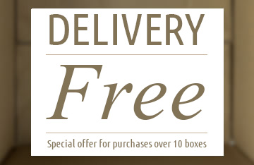 Special offer for purchases over 10 boxes